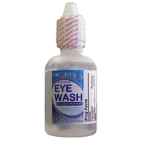 Sterile Eye Wash Solution, 1 oz. - 144/Case