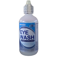 Sterile Eye Wash Solution, 4 oz. - 36/Case