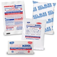 Nortech Combo Pack - Therma-Kool, InstaKool & Gel Blox (3 Pack)