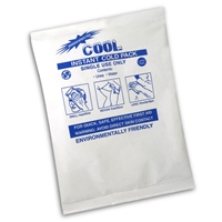 "COOL Instant Ice Pack, Large Size 6"" x 8"" - 24/Case"