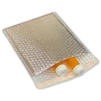 "8"" x 11"" Thermal Foil Bubble Mailer"