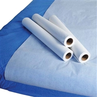 "Exam Table Paper 18"" X 225' Smooth 12 Rolls"
