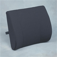 Foam Lumbar Cushion with Strap, Bucket Style