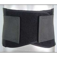 "Double Pull Back Brace Belt, 7"" Sizes S to 3XL"