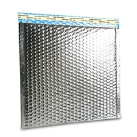 "Foil Metallic Thermal Bubble Mailers 23"" x 18"""