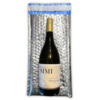 Foil Bubble Wine Bottle Protector Bag for Shipping