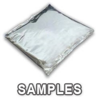 Foil Cold Shipping Pack Samples