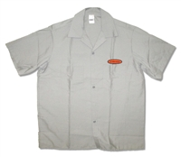 Biohazard Logo Workshirt