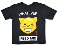 Emoji Feed Me Toddler Tee
