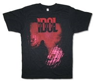 Billy Idol Eyes Without A Face 08 Tour 30/1 Tee