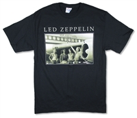 Led Zeppelin Plane Picture Tee