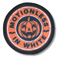 Motionless In White Pumpkin Patch