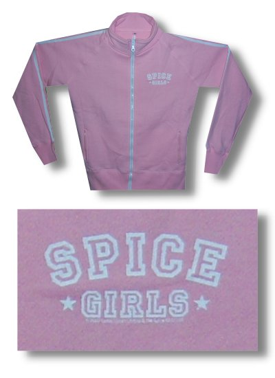 The Spice Girls Track Jacket
