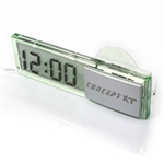 Lighted Digital Clock/Calendar