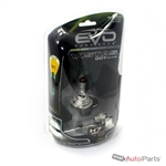(2) Vistas White H7 Car-Truck Headlight Headlamp Bulbs 4500K DOT Approved