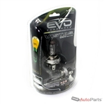 (2) Vistas White H4 Car-Truck Headlight Headlamp Bulbs 3200K DOT Approved
