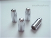 Silver Chrome Bullet Tip Tire Valve Stem Caps