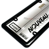 Plain Plastic ABS Black License Plate Tag Frame for Auto-Car-Truck