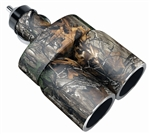 RealTree Camo 12V Cigarette Lighter Charger for Car-Truck-Bike Adapter Splitter