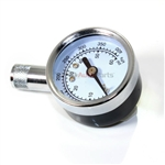 Accurate Dial Tire Air Pressure Gauge 5-60 PSI Tool for Auto-Car-Truck-Bicycle