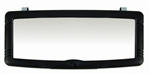 Interior Mirror for Auto-Car-Truck Clips to Sun Visor or Stick on rearview