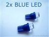 Blue T10 LED Light Bulbs