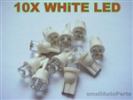 White T10 LED Light Bulbs