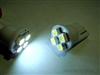 Super White T10 4 SMD LED Light Bulbs