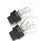 Clear White 3157 Light Bulbs