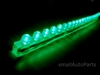 "Green 24CM 9.5"" PVC LED Light Strip"