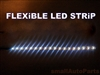 "White 12"" SMD LED Light Strip"