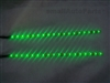 "Green 12"" SMD LED Light Strips"
