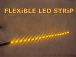 "Yellow 12"" SMD LED Light Strip"