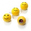 Smiley Face Ball Tire Valve Stem Caps