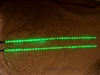 "Green 24"" SMD LED Light Strips"