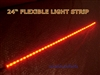 "Red 24"" SMD LED Light Strip"
