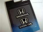 Honda Domed Emblem Stickers