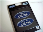 Ford Domed Emblem Stickers