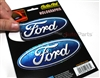 Ford Oval Stickers Decal