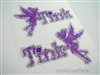 Tinkerbell Rhinestones Decal Sticker