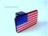 USA American Flag Tow Hitch Cover