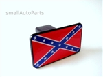 Rebel Flag Tow Hitch Cover