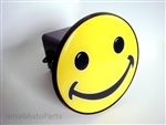Smiley Face Tow Hitch Cover