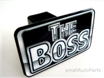 The Boss Tow Hitch Cover