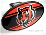 Cincinnati Bengals NFL Tow Hitch Cover