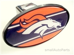 Denver Broncos NFL Tow Hitch Cover