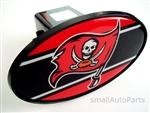 Tampa Bay Buccaneers NFL Tow Hitch Cover