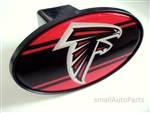 Atlanta Falcons NFL Tow Hitch Cover