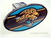 Jacksonville Jaguars NFL Tow Hitch Cover