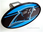 Carolina Panthers NFL Tow Hitch Cover